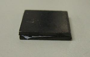 アルミ板を熱伝導グリスで挟む