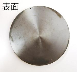 モリブデン円板_表面