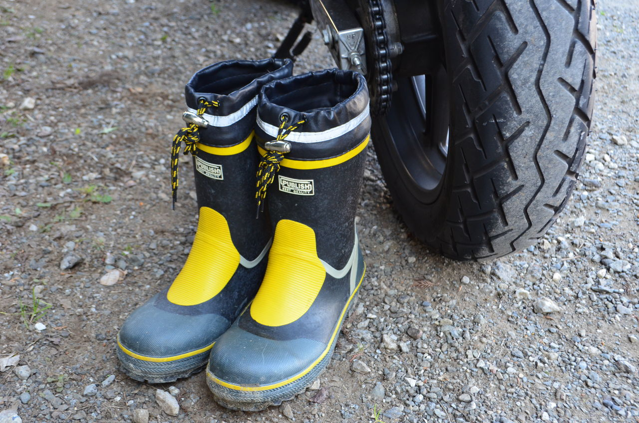 「バイク 長靴」の画像検索結果