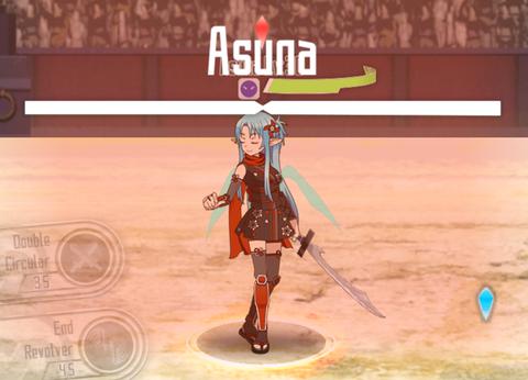 忍者アスナ ボス