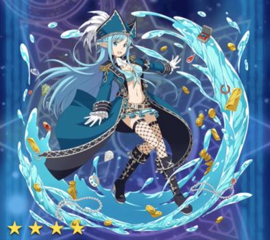 海賊アスナ
