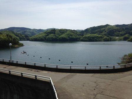 0506田瀬湖