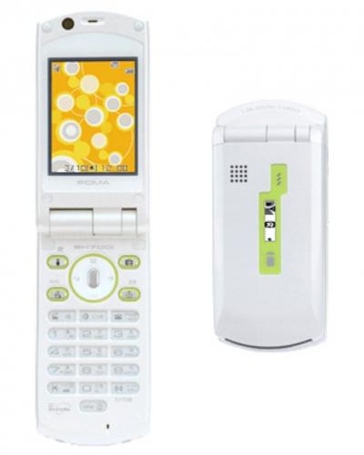 SH700i ホワイト