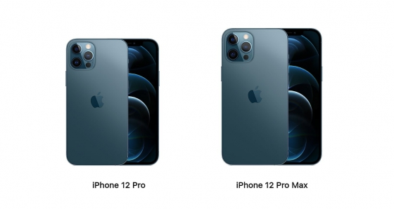 iPhone12Pro、iPhone12ProMax