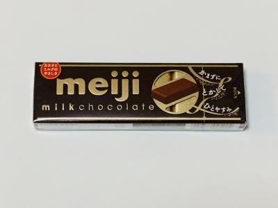 明治ミルクチョコレートスティックタイプ
