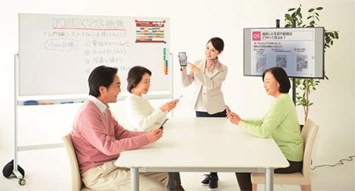 ドコモスマホ教室のイメージ