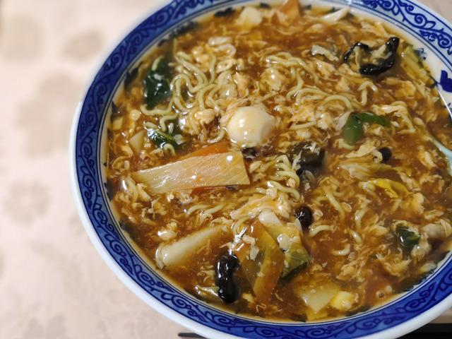 翔悦 酸辣麺2