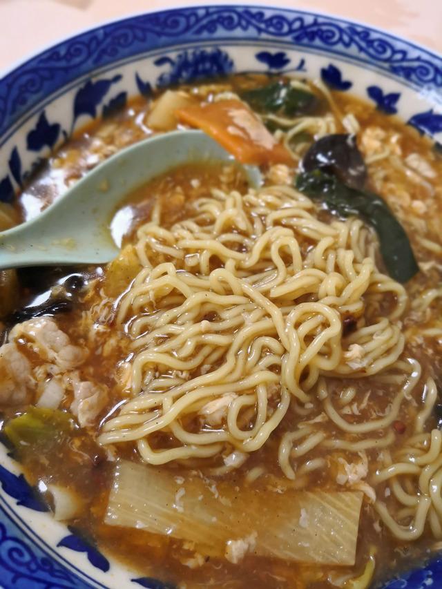 翔悦 酸辣麺4