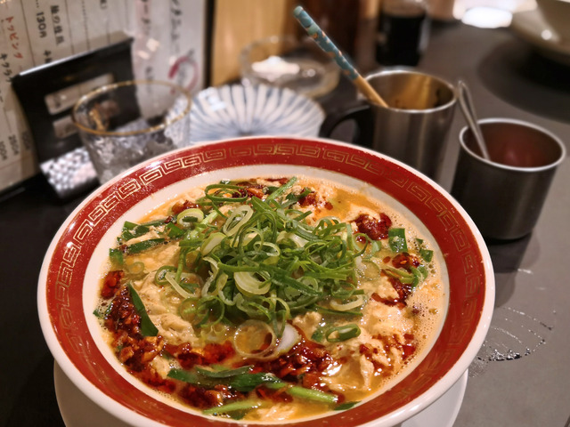 麺どころ千屋 辛麺2