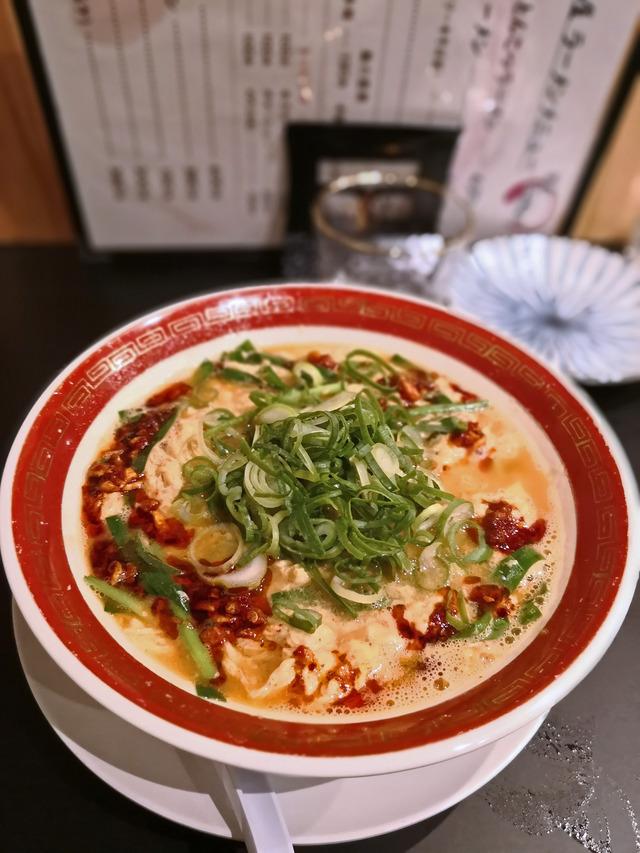 麺どころ千屋 辛麺