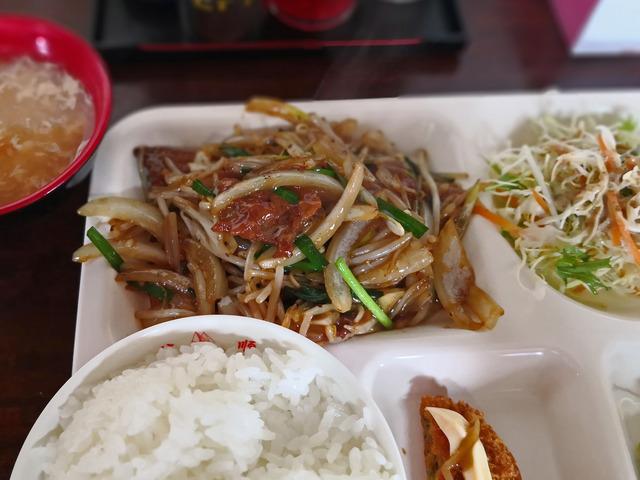 中華料理大連府2