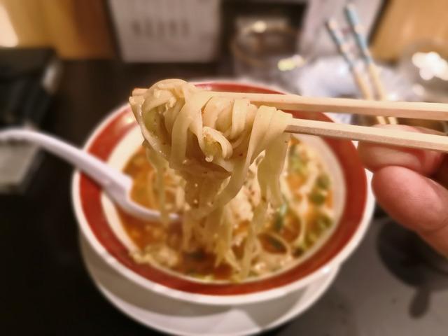 麺どころ千屋 辛麺4