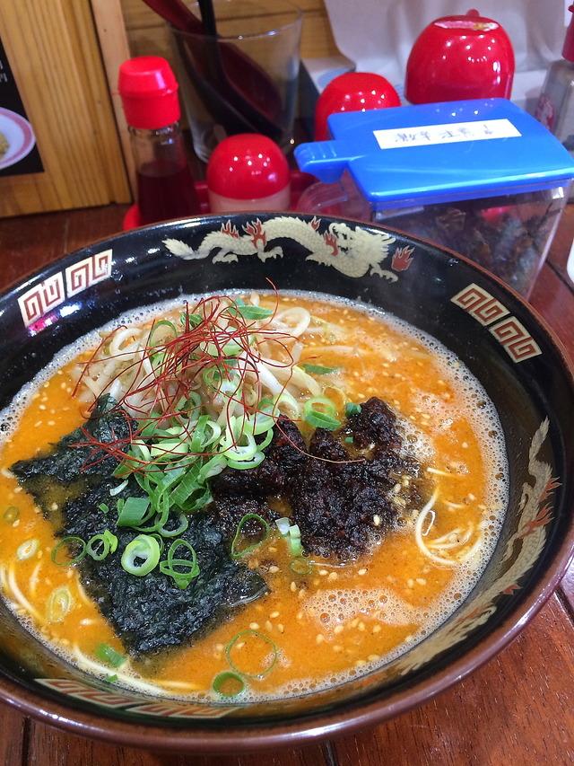 クーニャン新館担担麺