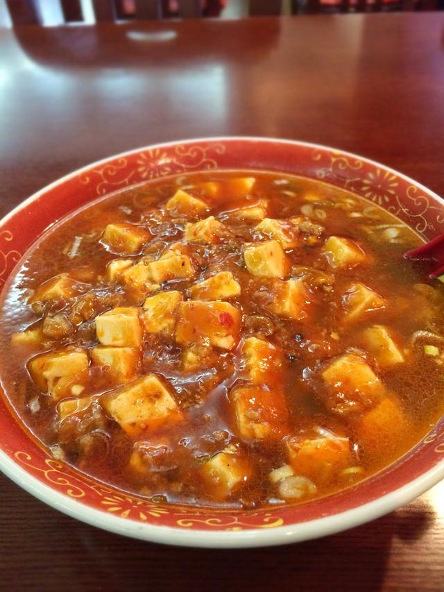 四川料理 福泉飯店、お初なので麻婆麺で四川度を試してみた : らうちた