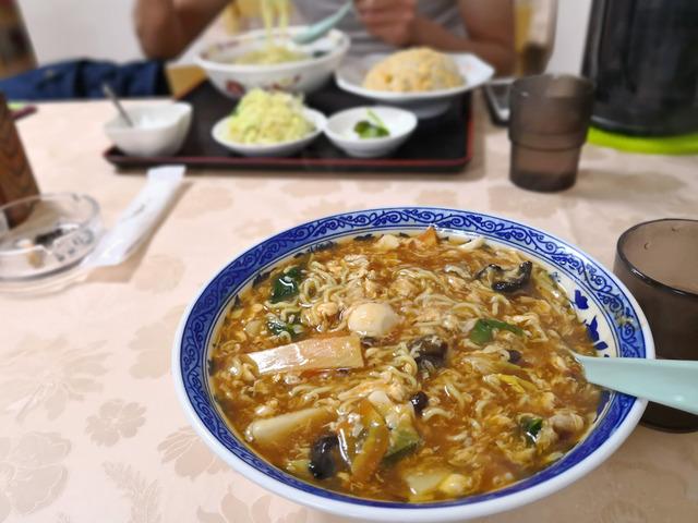 翔悦 酸辣麺3