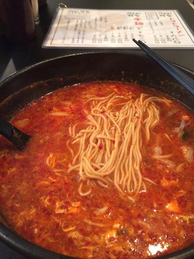 DOPO辛麺2