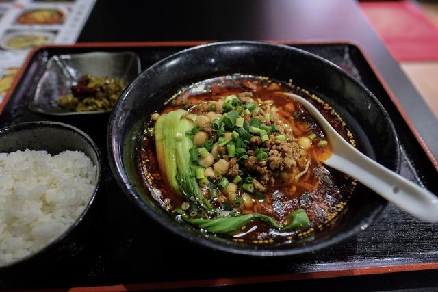 四川料理 好運来