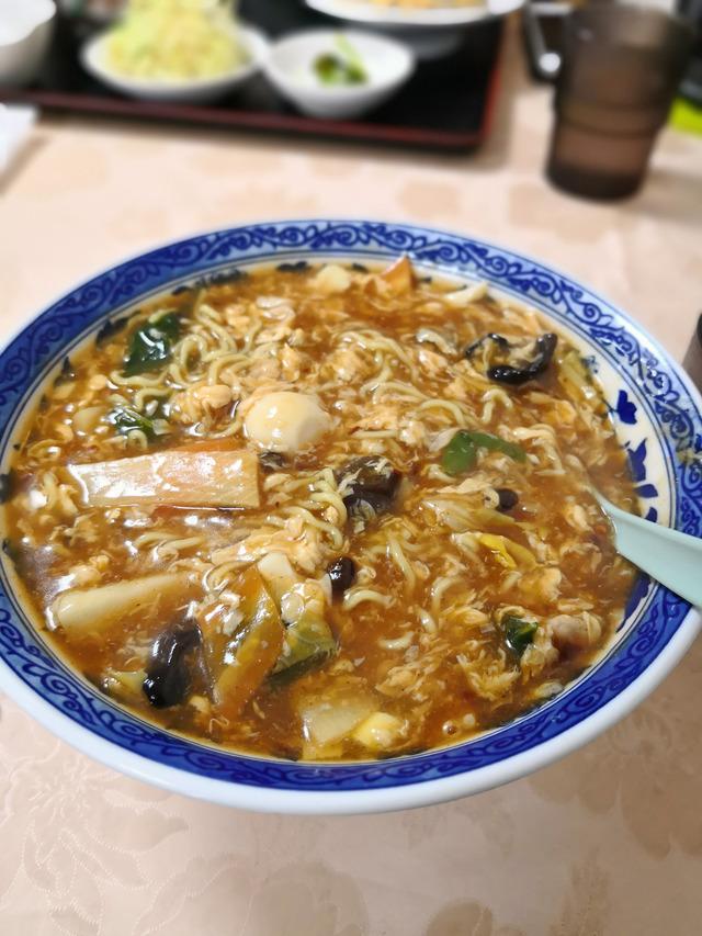 翔悦 酸辣麺