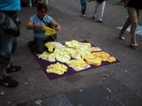 幸せの黄色いパンツ売り