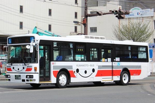 西工96MC(中型ロング)×日デ