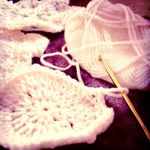 趣味 編み物