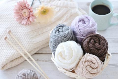 趣味編み物