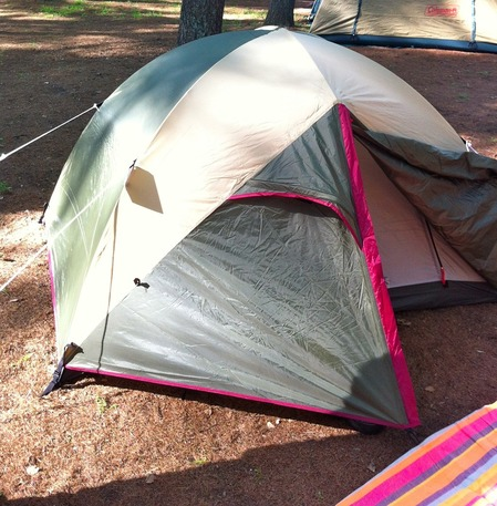 まいテント