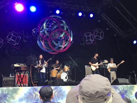 FUJI ROCK FESTIVAL '17 感想 [前夜祭〜金曜日]