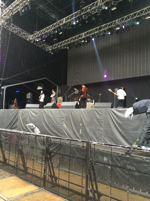 FUJI ROCK FESTIVAL '14 感想 [日曜日]