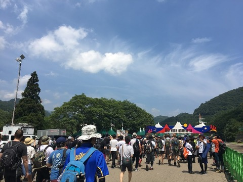 FUJI ROCK FESTIVAL '19 感想