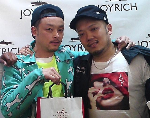 joyrich tom