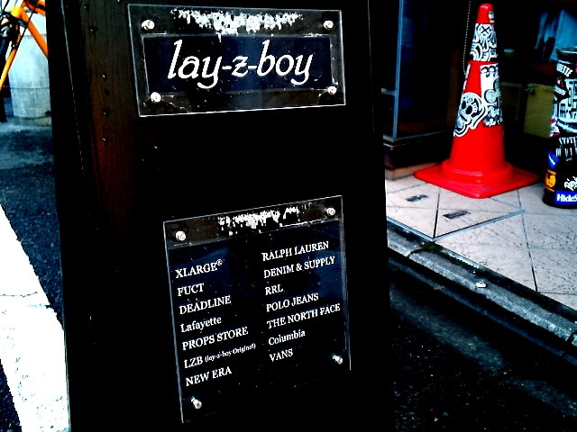 lay-z-boy