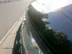 レンジローバー洗車