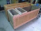 加藤工務店製木箱