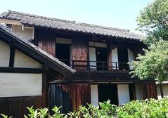 高井鴻山記念館、翛然楼外観