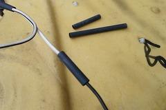 レンジローバー電気配線