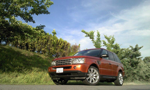 IMAGE 2006 RANGEROVER SPORT FIRST EDITION