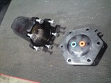 エアサスペンションドライヤーを意味も無く分解したところ。