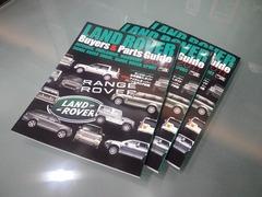 ランドローバー バイヤーズ&パーツ ガイド 2011