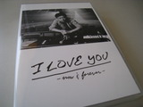 DVD I LOVE YOU -now & forever-