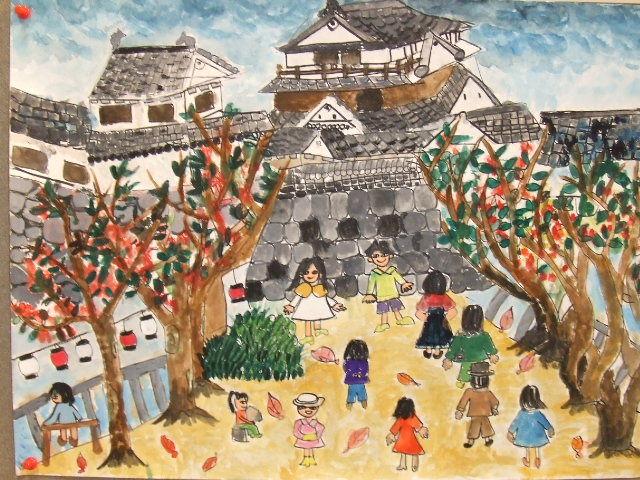14ユネスコ絵画展7 033