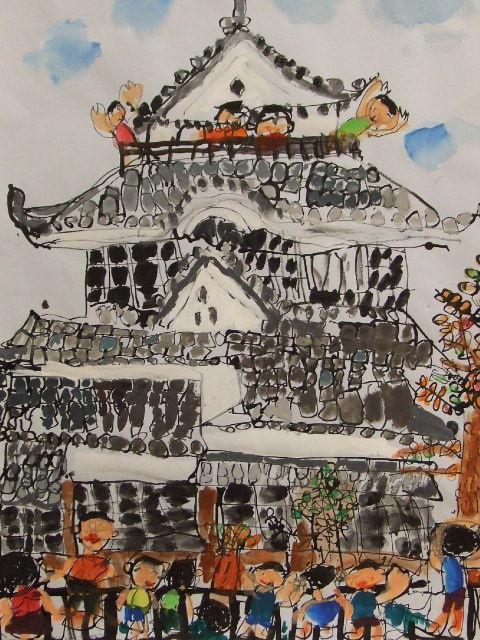 14ユネスコ絵画展11 040