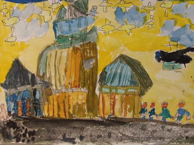 14ユネスコ絵画展1 035