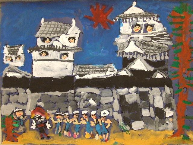 14ユネスコ絵画展12 041