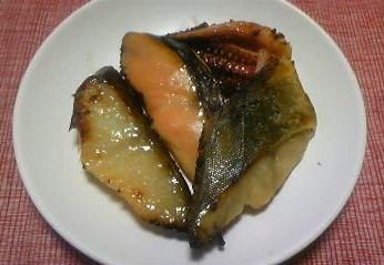 魚の粕漬け