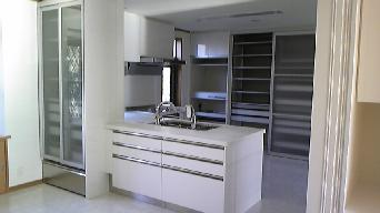 清掃後キッチン02
