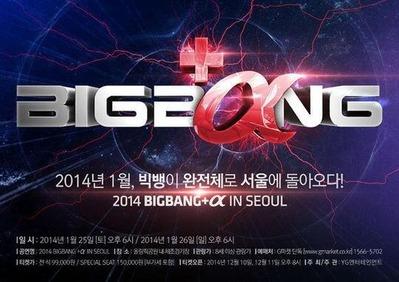BIGBANG 追加公演 チケット代行受付