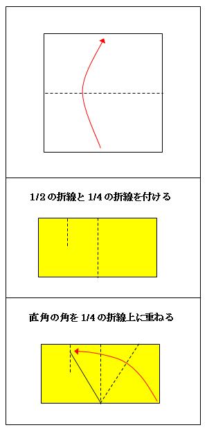 6つ折りー1