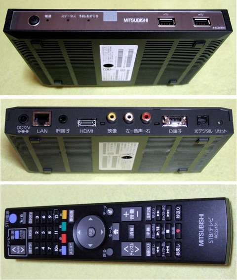 ひかりTVbox