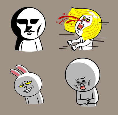 LINE_stamps